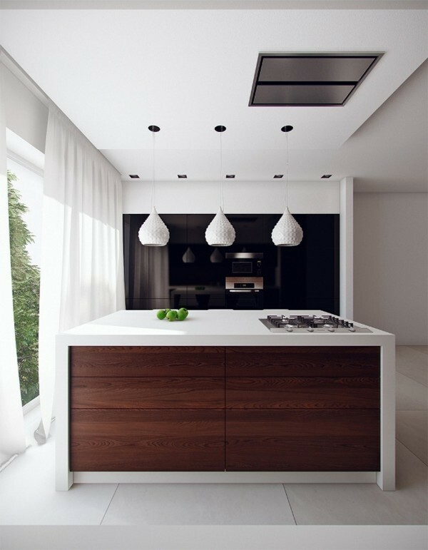 KITCHEN INTERIOR DESIGN TRENDS - Articles about Apartments 5 by  image