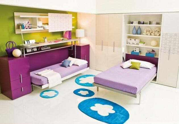 Мебель-трансформер: 5 идей для детской - Блог о мебели 13 by  image