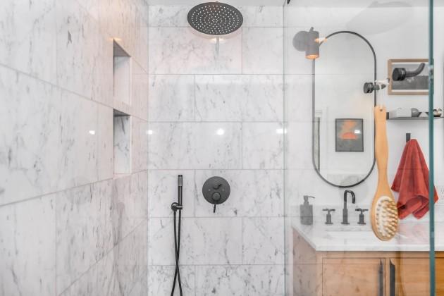 33 идеи для душевой кабины walk-in в вашей ванной комнате - Обустройство и ремонт в городской квартире 1 by  image