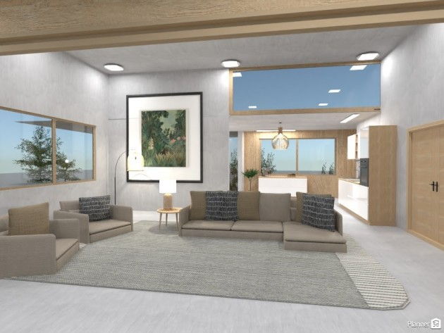 Planner 5D Editor's Choice: Project of the week - Articles about Apartments 3 by  image