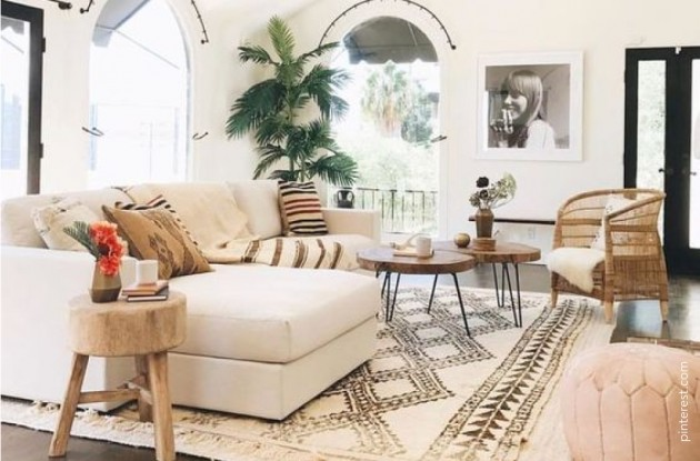 Tips and Tricks to Successfully Pull Off Bohemian Chic - Articles about Apartments 13 by  image