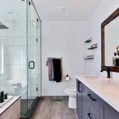 33 восхитительные идеи душевой кабины walk-in для вашей ванной комнаты