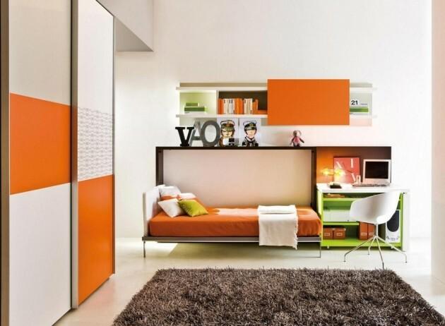Мебель-трансформер: 5 идей для детской - Блог о мебели 6 by  image