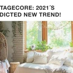 Cottagecore: 2021's Predicted New Trend!