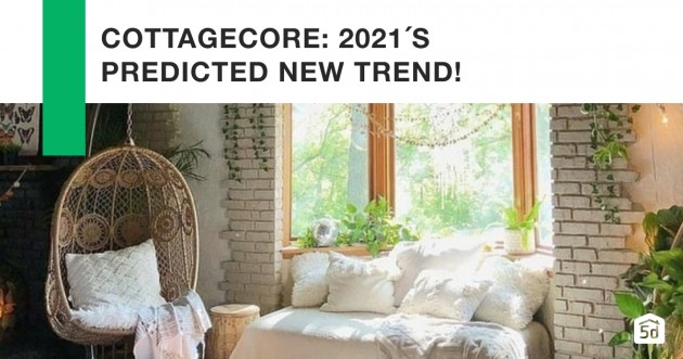 Cottagecore: 2021's Predicted New Trend! - Articles about Apartments 1 by  image
