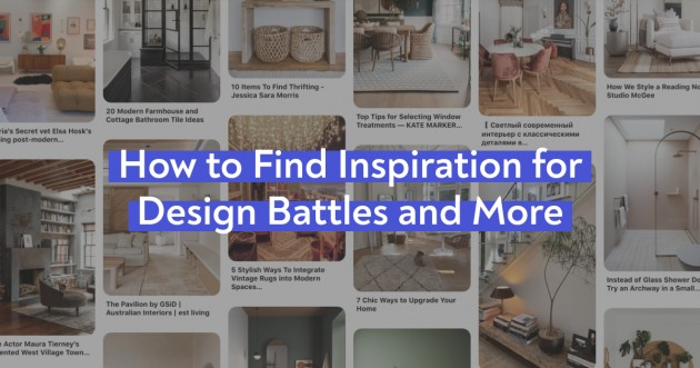 How to Find Inspiration for Design Battles and More – Interview with Anna F. Hasanah