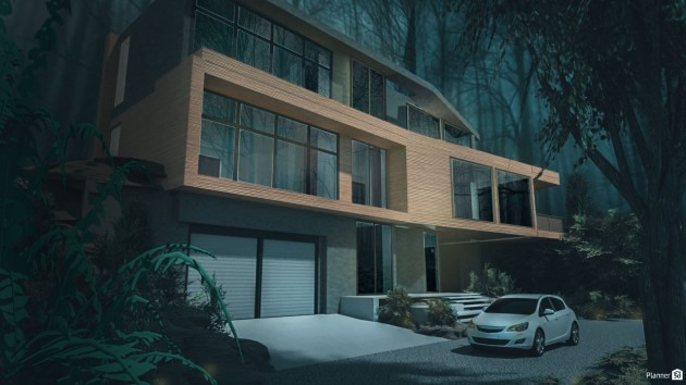 How To Create The Twilight House With Planner 5d Articles About Architecture