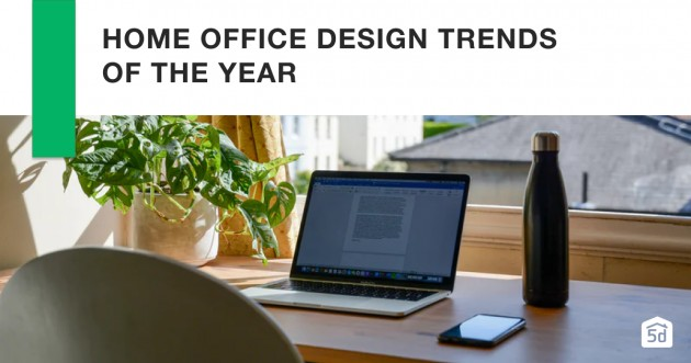 Home Office Design Trends of the Year - Articles about Apartments 1 by  image