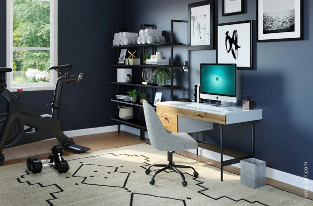 Home Office Design Trends of the Year - Articles about Apartments 11 by  image