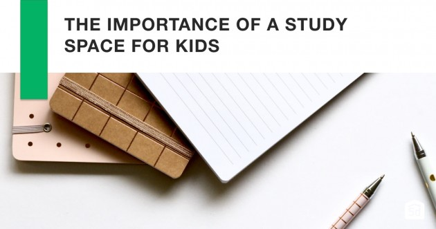 The Importance of a Study Space for Kids