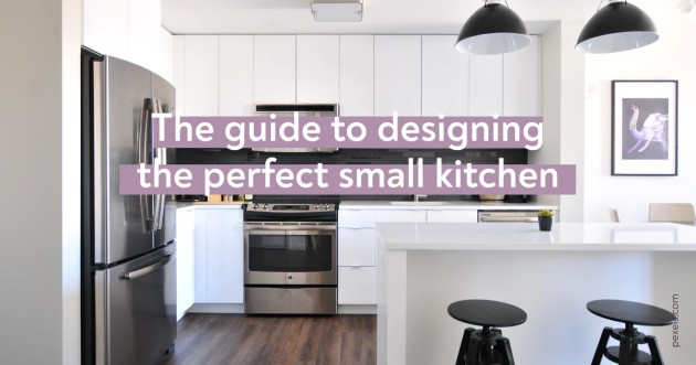 The Guide to Designing the Perfect Small Kitchen - Articles about Apartments 1 by  image
