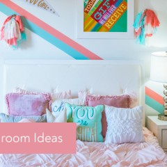 Girls Bedroom Ideas – Room Décor to Make you Jealous