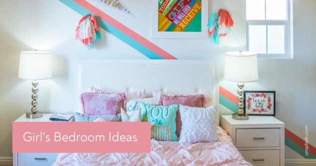 Girls Bedroom Ideas – Room Décor to Make you Jealous - Articles about Apartments 1 by  image