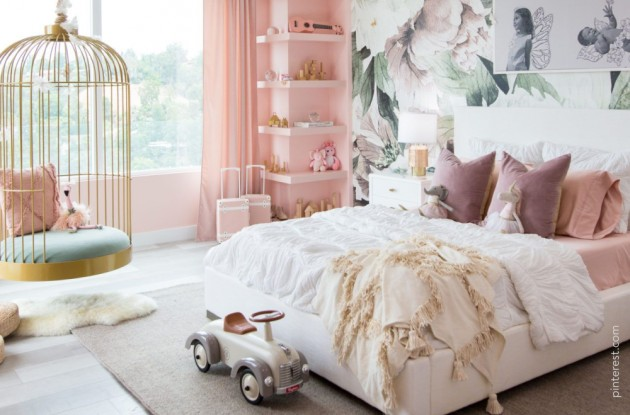 Girls Bedroom Ideas – Room Décor to Make you Jealous - Articles about Apartments 4 by  image