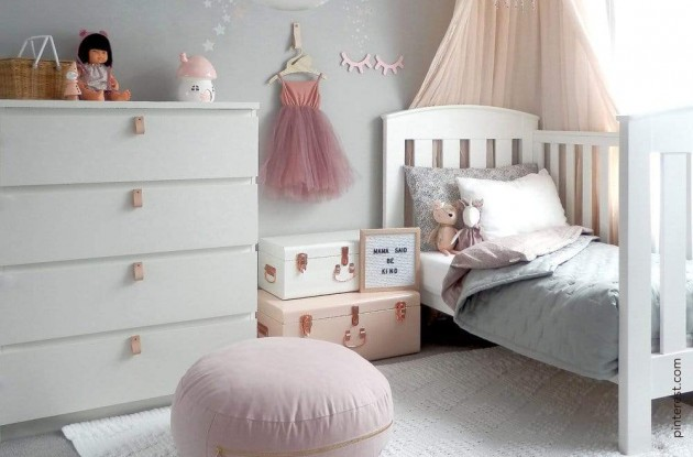Girls Bedroom Ideas – Room Décor to Make you Jealous - Articles about Apartments 3 by  image