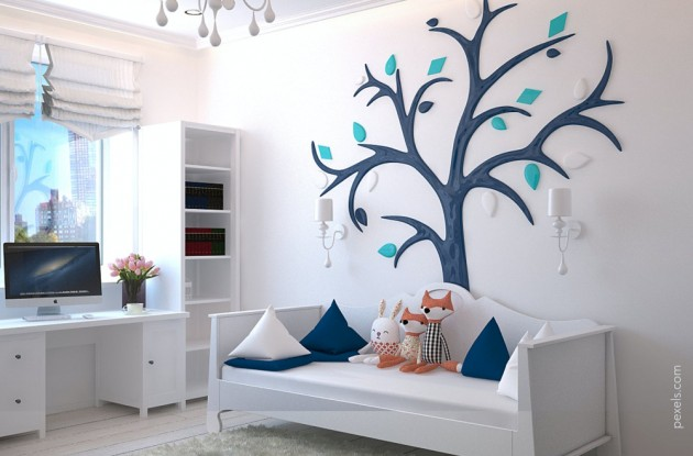 Girls Bedroom Ideas – Room Décor to Make you Jealous - Articles about Apartments 6 by  image