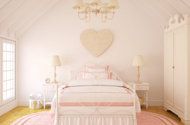 Girls Bedroom Ideas – Room Décor to Make you Jealous - Articles about Apartments 7 by  image