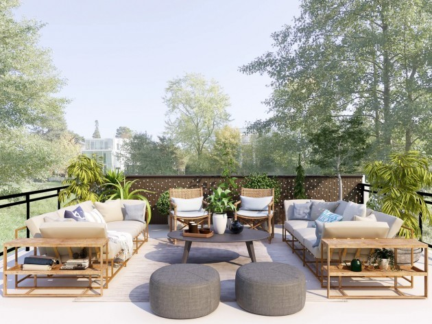 Tips to Take a Good Care of Your Outdoor Furniture - Articles about Furniture and Furnishing 1 by  image