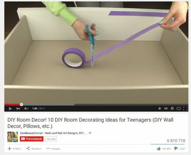 5 Cool YouTube Videos for DIY Home Makeover - Articles about Apartments 1 by  image