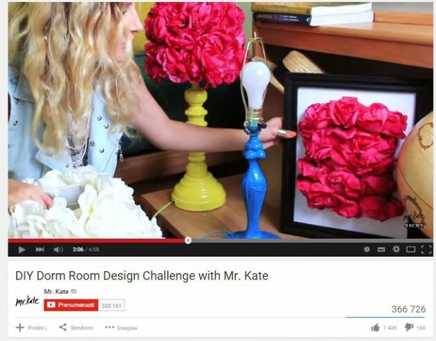 5 Cool YouTube Videos for DIY Home Makeover - Articles about Apartments 2 by  image