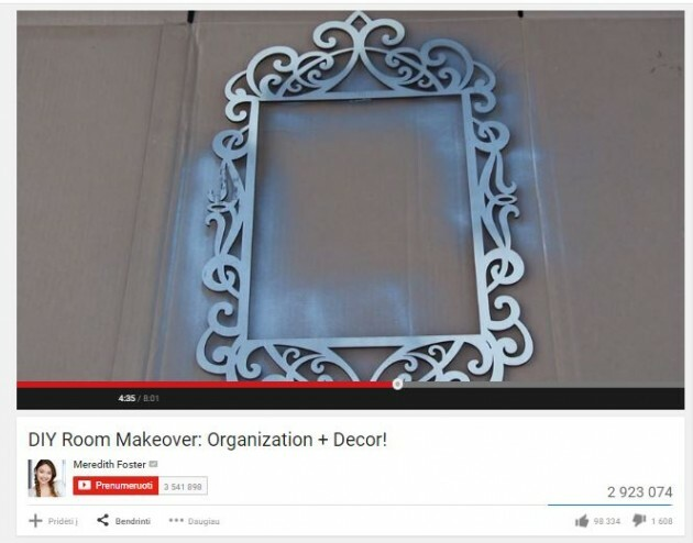 5 Cool YouTube Videos for DIY Home Makeover - Articles about Apartments 3 by  image