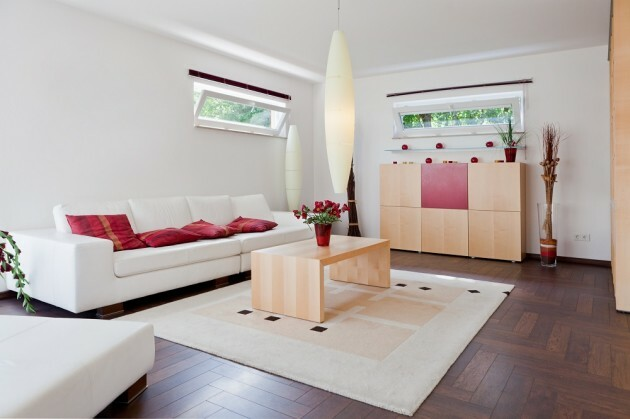 Decoration Ideas for Clutter – Free Living Room - Articles about Apartments 1 by  image