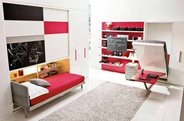 Мебель-трансформер: 5 идей для детской - Блог о мебели 2 by  image