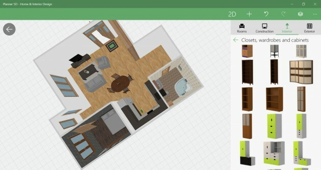 Windows 10 Users Can Create Floor Plans And Interior Designs Easily Articles About Apartments