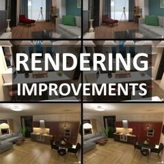 Rendering Improvements