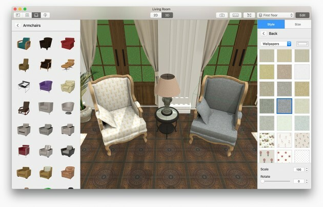 Planner 5D App Now Available on Mac! - Articles about Apartments 1 by  image