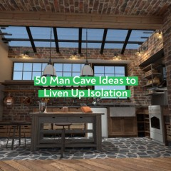 50 Man Cave Ideas to Liven Up Isolation