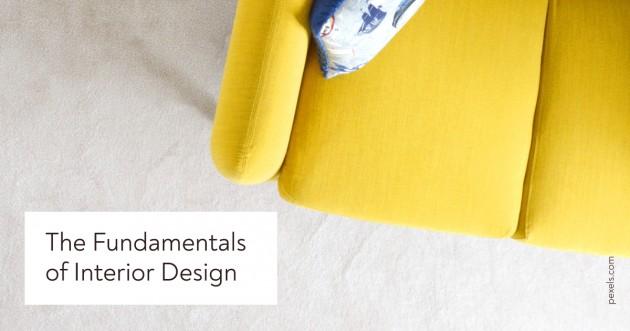 A Break Down of Interior Design Basics