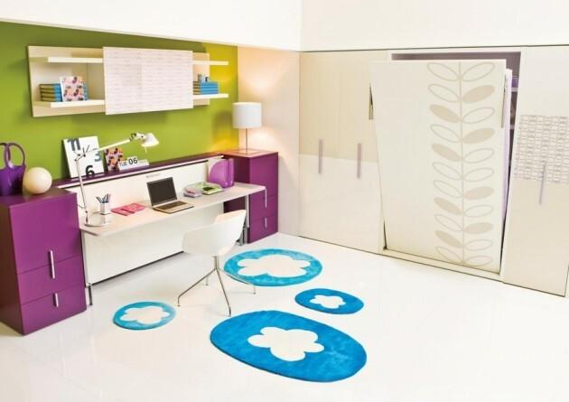 Мебель-трансформер: 5 идей для детской - Блог о мебели 14 by  image