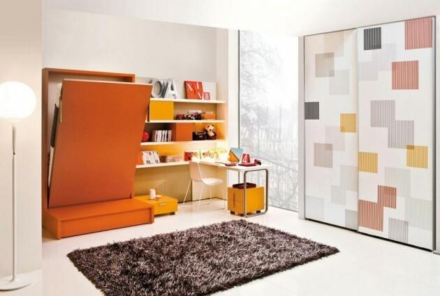 Мебель-трансформер: 5 идей для детской - Блог о мебели 8 by  image