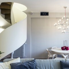 Cherry on Top: Casa con Dependance by DISEGNOINOPERA
