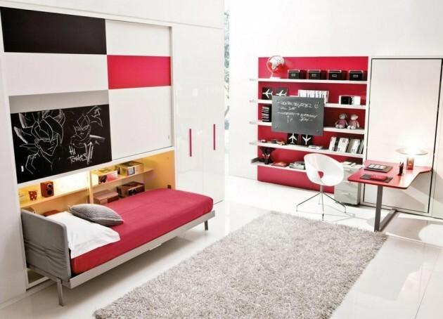 Мебель-трансформер: 5 идей для детской - Блог о мебели 1 by  image