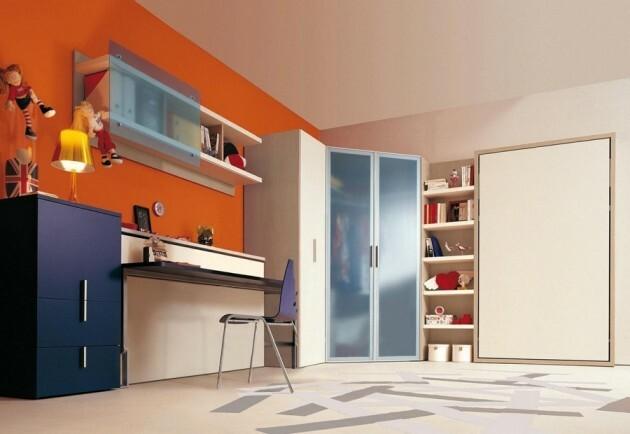 Мебель-трансформер: 5 идей для детской - Блог о мебели 16 by  image
