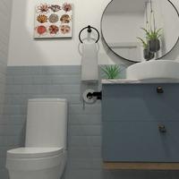 fotos muebles decoración cuarto de baño iluminación estudio ideas