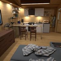идеи квартира мебель декор кухня идеи