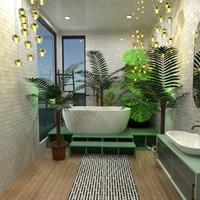 fotos casa faça você mesmo banheiro iluminação despensa ideias