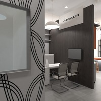 fotos escritório iluminação reforma arquitetura ideias