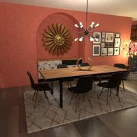 fotos mobiliar dekor beleuchtung esszimmer ideen