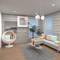 nuotraukos namas dekoras svetainė apšvietimas studija idėjos