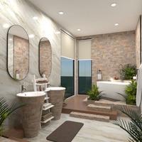 zdjęcia wystrój wnętrz łazienka pomysły
