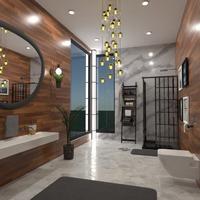 fotos cuarto de baño iluminación arquitectura ideas