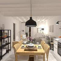 foto appartamento angolo fai-da-te saggiorno cucina idee