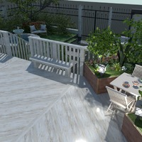 photos house terrace landscape entryway ideas