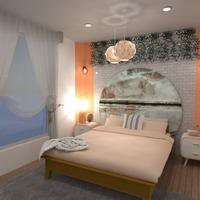 nuotraukos butas namas miegamasis vaikų kambarys apšvietimas idėjos