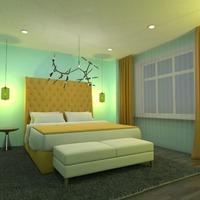идеи спальня освещение идеи