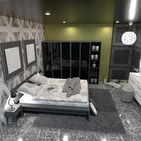 照片 独栋别墅 家具 装饰 卧室 照明 创意